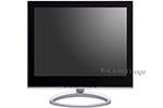 HP MONITOR 15 LCD TFT FLAT PANEL TWO TONE
