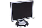 SONY MONITOR LCD 15 GREAY W/SPEAKERS