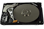 HP HARD DRIVE 80GB 4200RPM 1.8 2710P