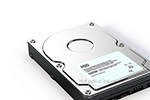 HP Hard drive 2TB 3GB 7200 SATA 3.5 W/TRAY