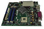 DELL SYSTEM BOARD w/BASE ENCLOSURE D610