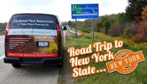 New York Road Trip
