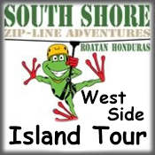 West Side Island Tour
