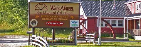 Waterwheel Breakfast & Gift House