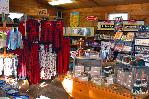 Waterwheel Gift Shop