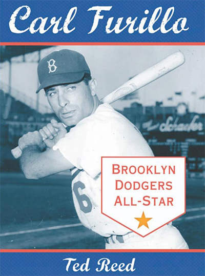 Carl Furillo, Brooklyn Dodgers All-Star Book review