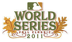 2011 World Series Official Logo
