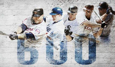 600 Home Runs Club