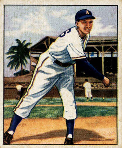 Dick Fowler Baseball Card