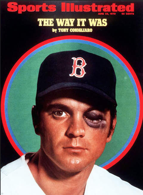 Tony Conigliaro Sports Illustrated