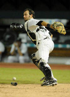 Chris Hatcher, Florida Marlins Catcher