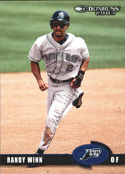 Randy Winn, Tampa Bay Devil Rays
