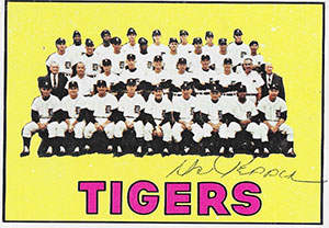 Don Pepper Autograph on a 1967 Topps Baseball Card (#378)