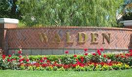 The community of Walden, in Trabuco Canyon, CA
