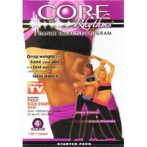 Core Rhythms Latin Dance Exercise Program