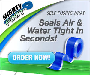 MIghty FixIt Selg Fusing Tape