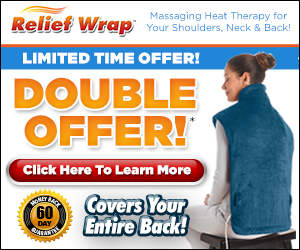 As Seen On TV Relief Wrap