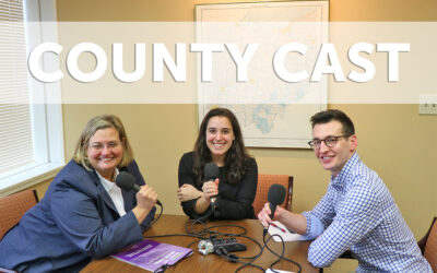 County Cast with Warren County Commissioner Shannon Jones out now