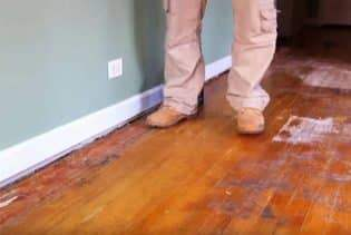 Bad Subfloor
