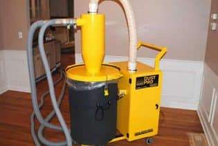 Dustless Sanding Equipment Naperville