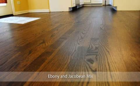 Ebony Jacobean Stain Mix