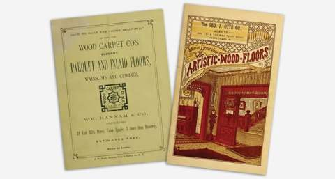 Old Wood Floor Brochures
