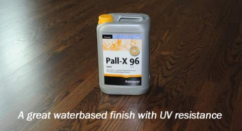 UV resistant finish