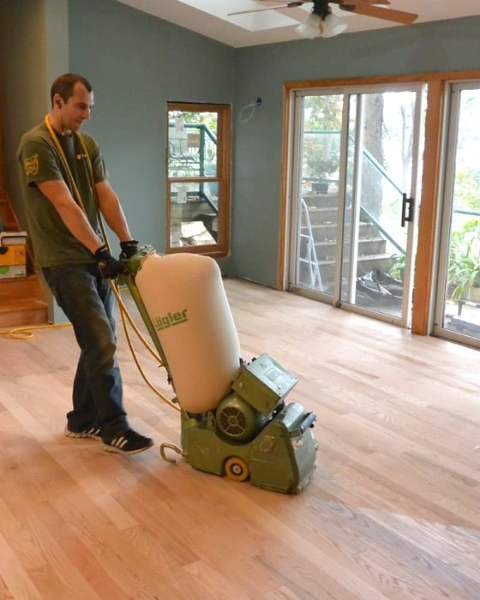 Floor Sanding New York