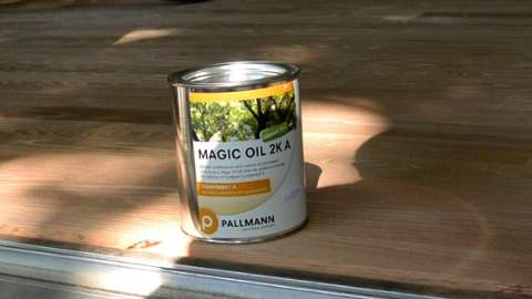 Pallmann Magic Oil New York
