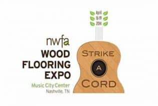 2014 Hardwood Floor Expo in Nashville