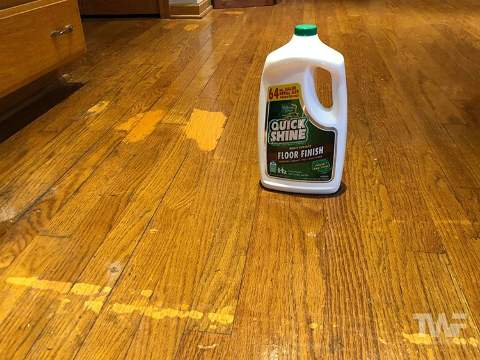 Bad Wood Floor Cleaners