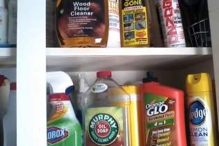 Wood Floor Cleaning Products