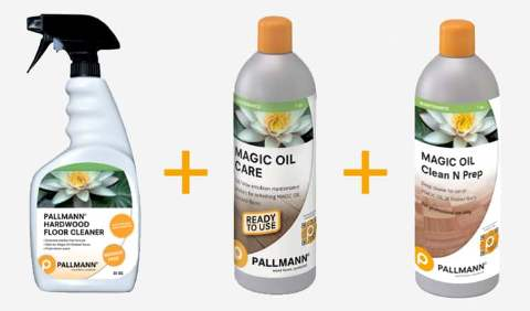 Magic Oil Maintenance Products