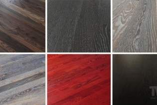 New Hardwood Floor Colors