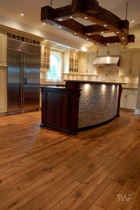 OSMO Polyx Oil in kitchen