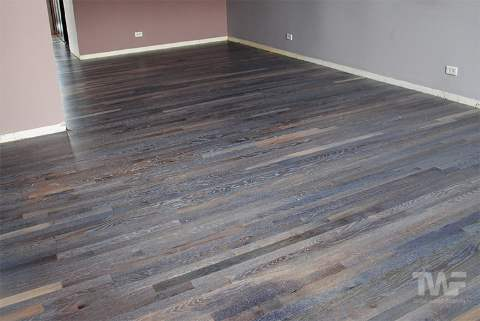 Weathered Oak Stain Color