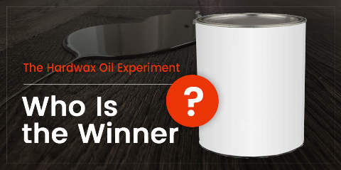 Winner Hardwax Oil Experiment