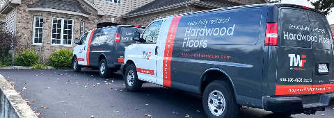 Hardwood floor refinishing estimates