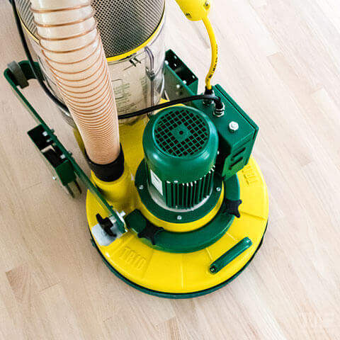 TRIO sanding machine