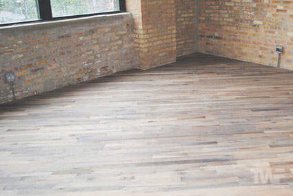 Chicago Fumed and Silver Grey Rubio Monocoat floor