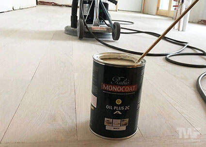 Naperville Sanding and Refinishing Project