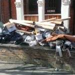 london rubbish collection