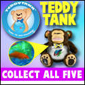 Teddy Tank - As Seen On TV