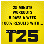 Focus T25 Infomercial Product