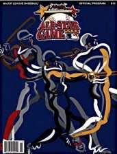 2000 All-Star Game Program