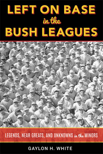 Left on Base in the Bush Leagues Book Review