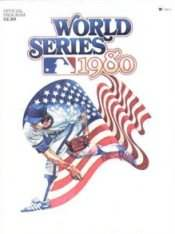 1980 World Series Program