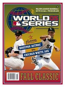 2005 World Series Program