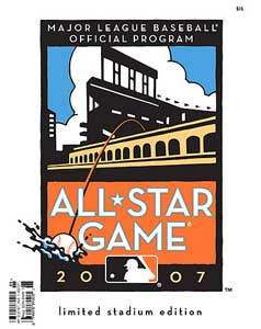 2007 All-Star Game Program