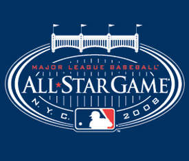 2008 All-Star Game Official Logo
